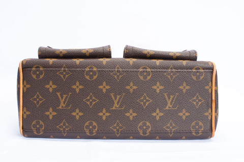 Authentic Louis Vuitton Manhattan PM Bag