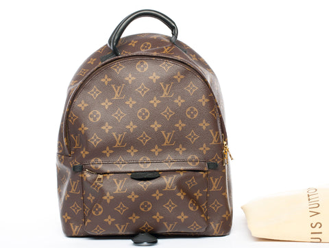 Authentic LOUIS VUITTON Palm Springs PM Monogram Backpack