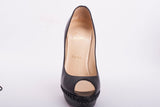 Authentic CHRISTIAN LOUBOUTIN Lady Indiana Leather Heels