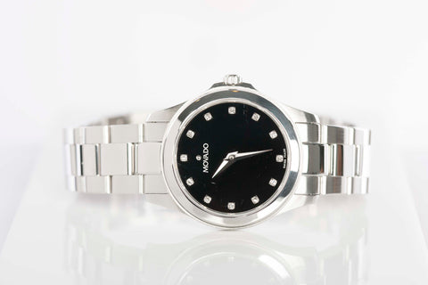 Authentic Ladies Movado Masino 0606186