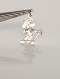 14k Gold Walt Disney Productions Mickey Mouse Pendant/Charm