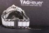 Tag Heuer Diamond Formula One White Ceramic Watch CAH1211