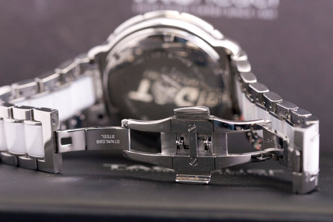 ladies tag heuer formula one ceramic watch with diamond