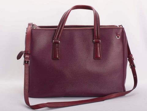 Authentic TUMI Sinclair Stella Weekend Leather Tote