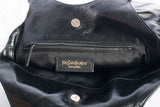 Authentic YVES SAINT LAURENT Tribute Patent Leather Handbag