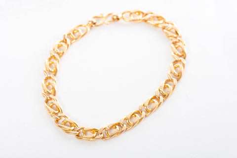 22k yellow gold bracelet