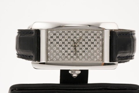 Cartier Tank Americaine Diamond Watch