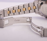Cartier Santos Automatic Ladies Watch