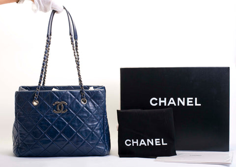 Chanel Small Shopper Tote