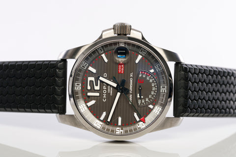 Chopard Mille Miglia Watch 8997 GT XL Light Weigh Limited Edition Power Reserve
