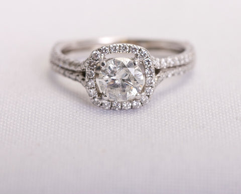 posh pawn best priced engagement ring 1.75ctw diamond