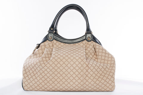 Authentic Gucci Diamante Sukey Hobo Tote Medium