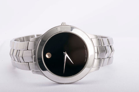 Movado Museum SS Men's Watch