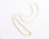 "Beautiful 25"" Pearl Strand 6mm"