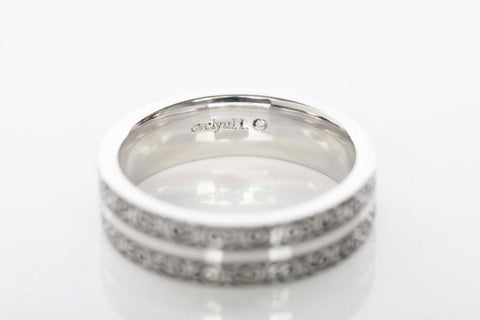 Gents Platinum Eternity Band (Brand-Evelyn H.)