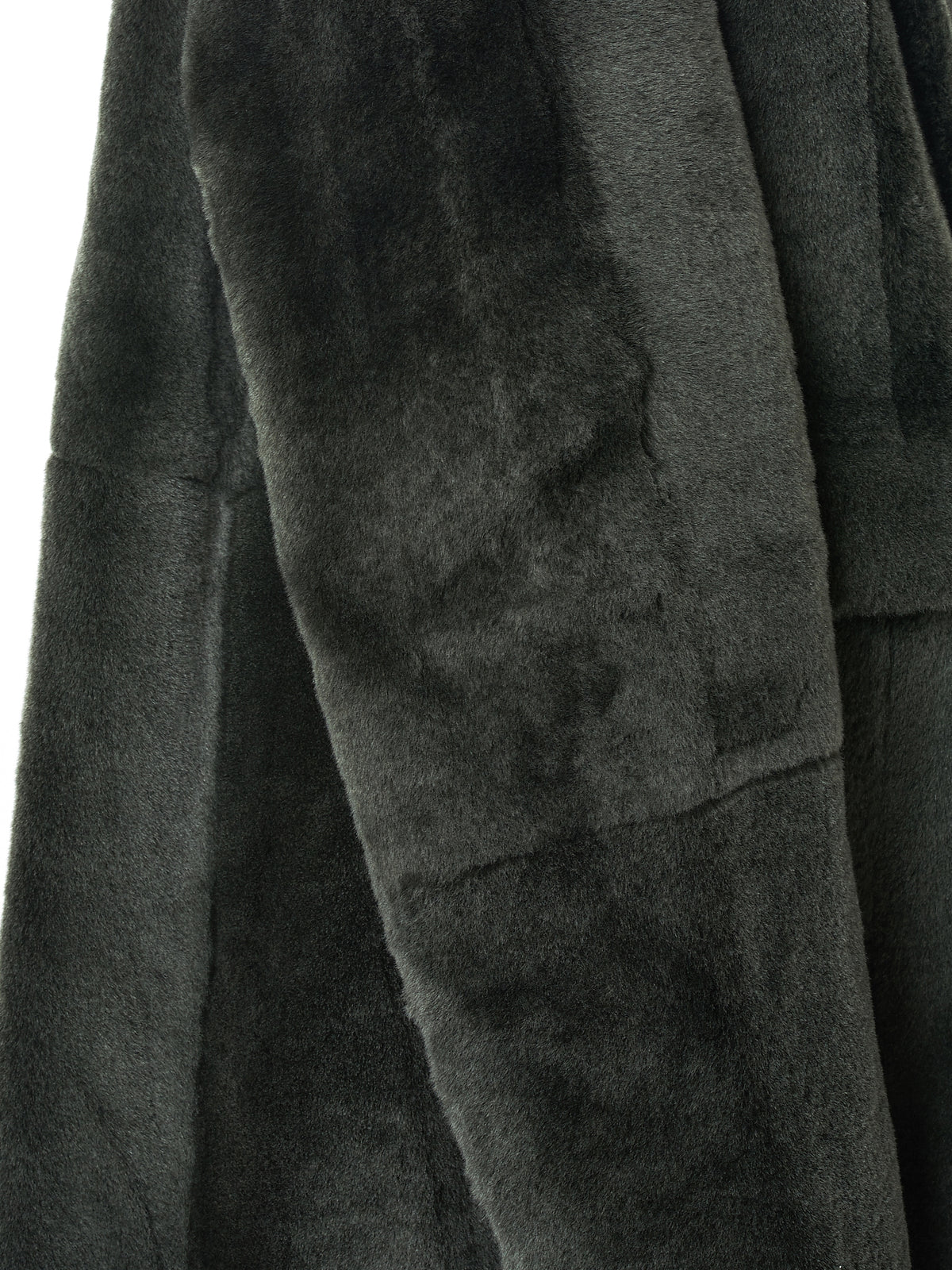 Sean Suen Shearling Coat - Hlorenzo Detail 2