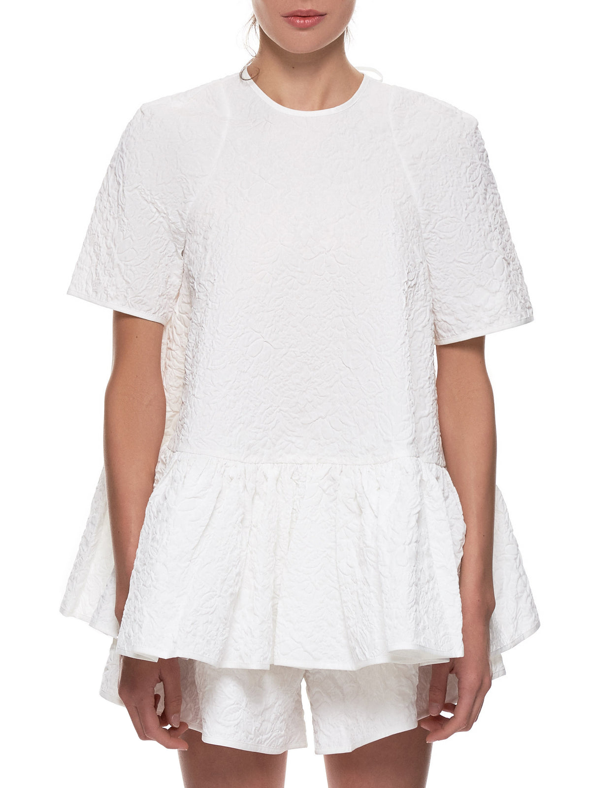 'Susi Blouse' (0057-SUSI-WHITE)