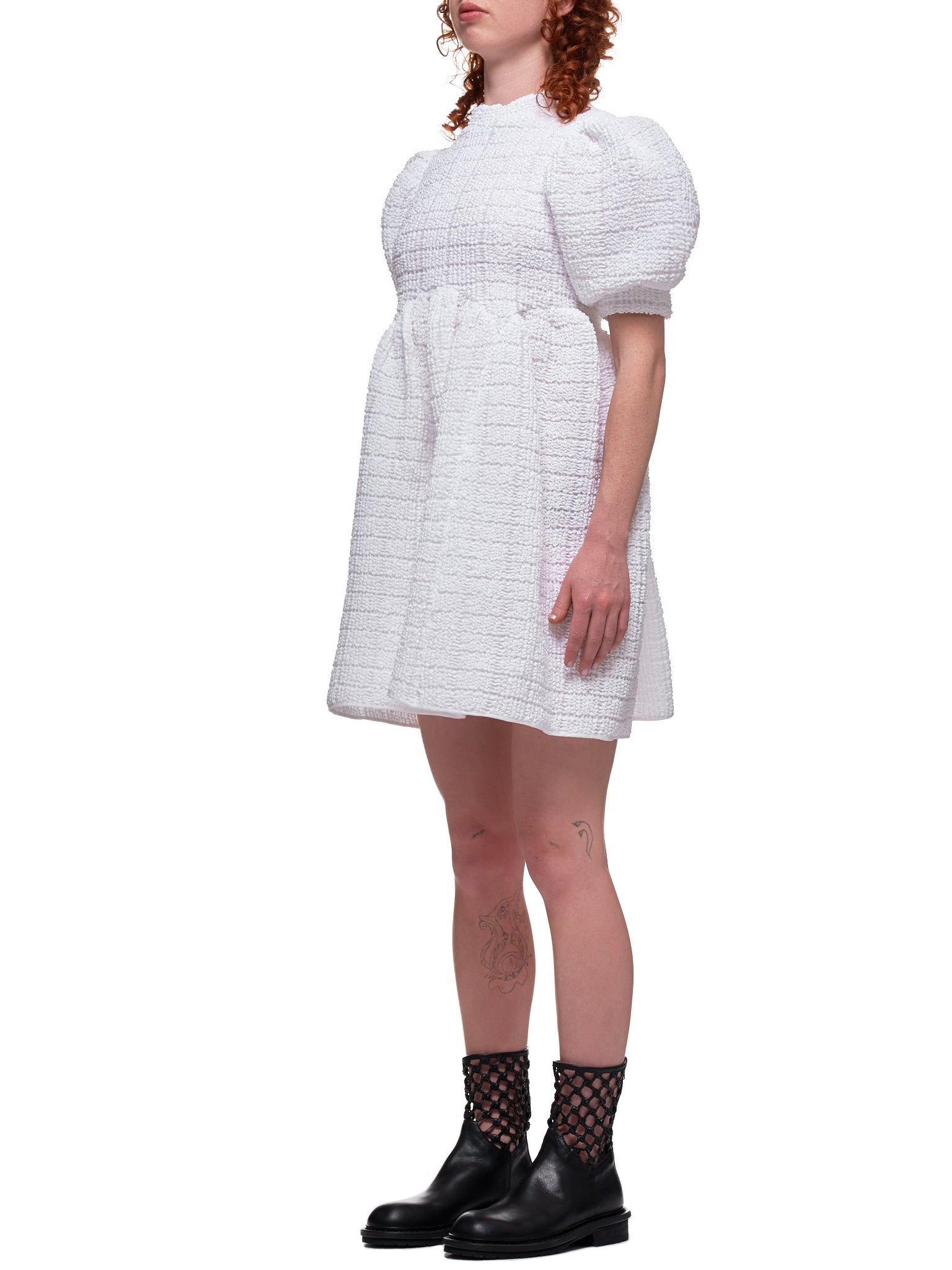 Uma Dress (0067-UMA-WHITE)
