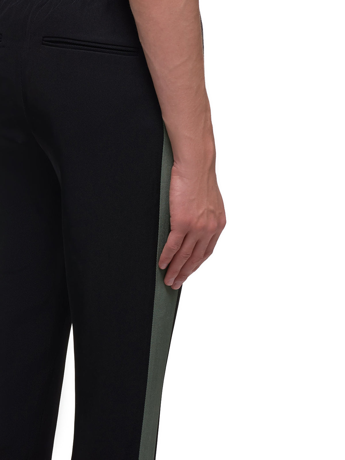 Sean Suen Trousers | H.Lorenzo Detail 2