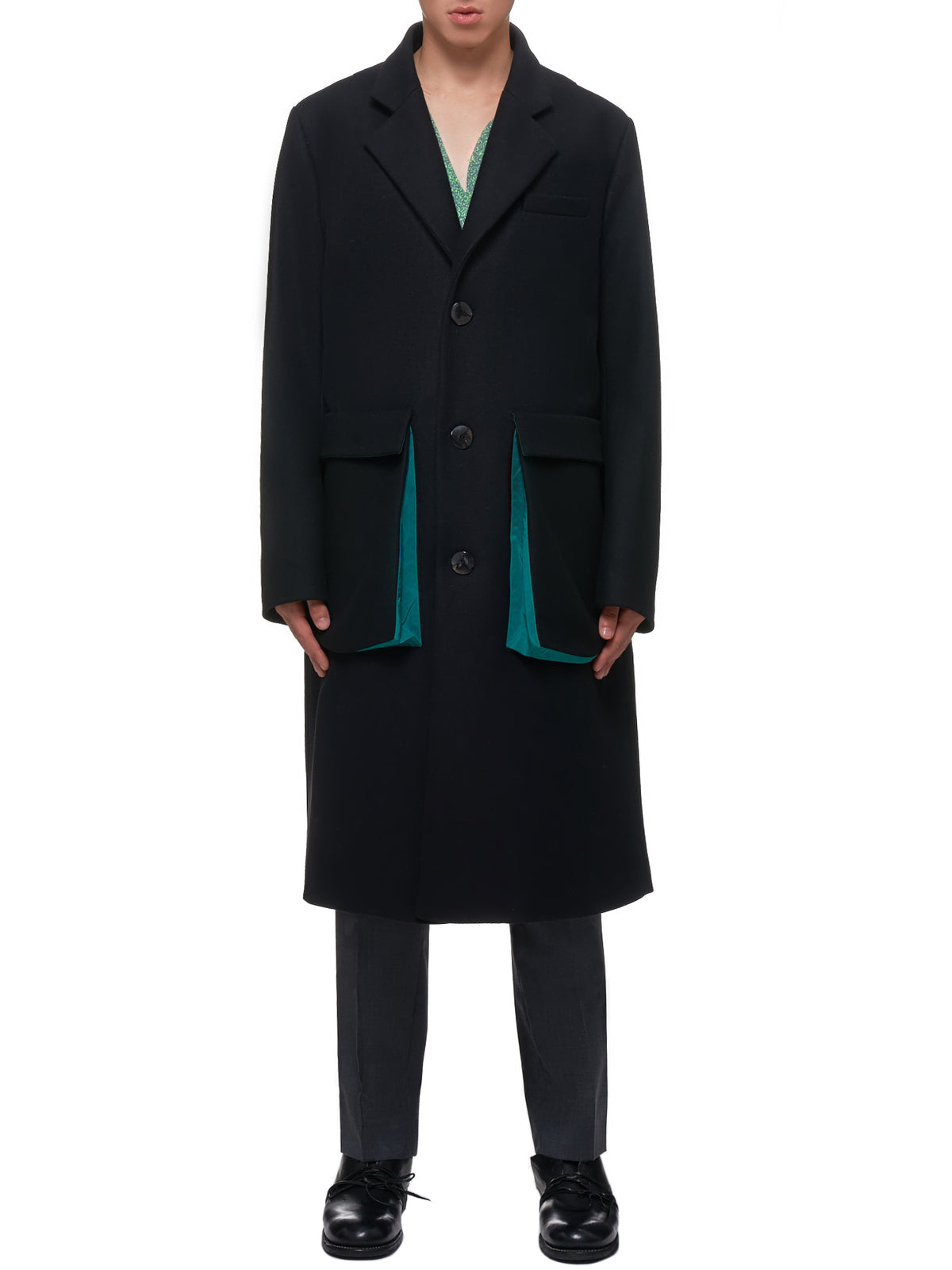 Bargey Coat (0202-A-N2003-BLACK)