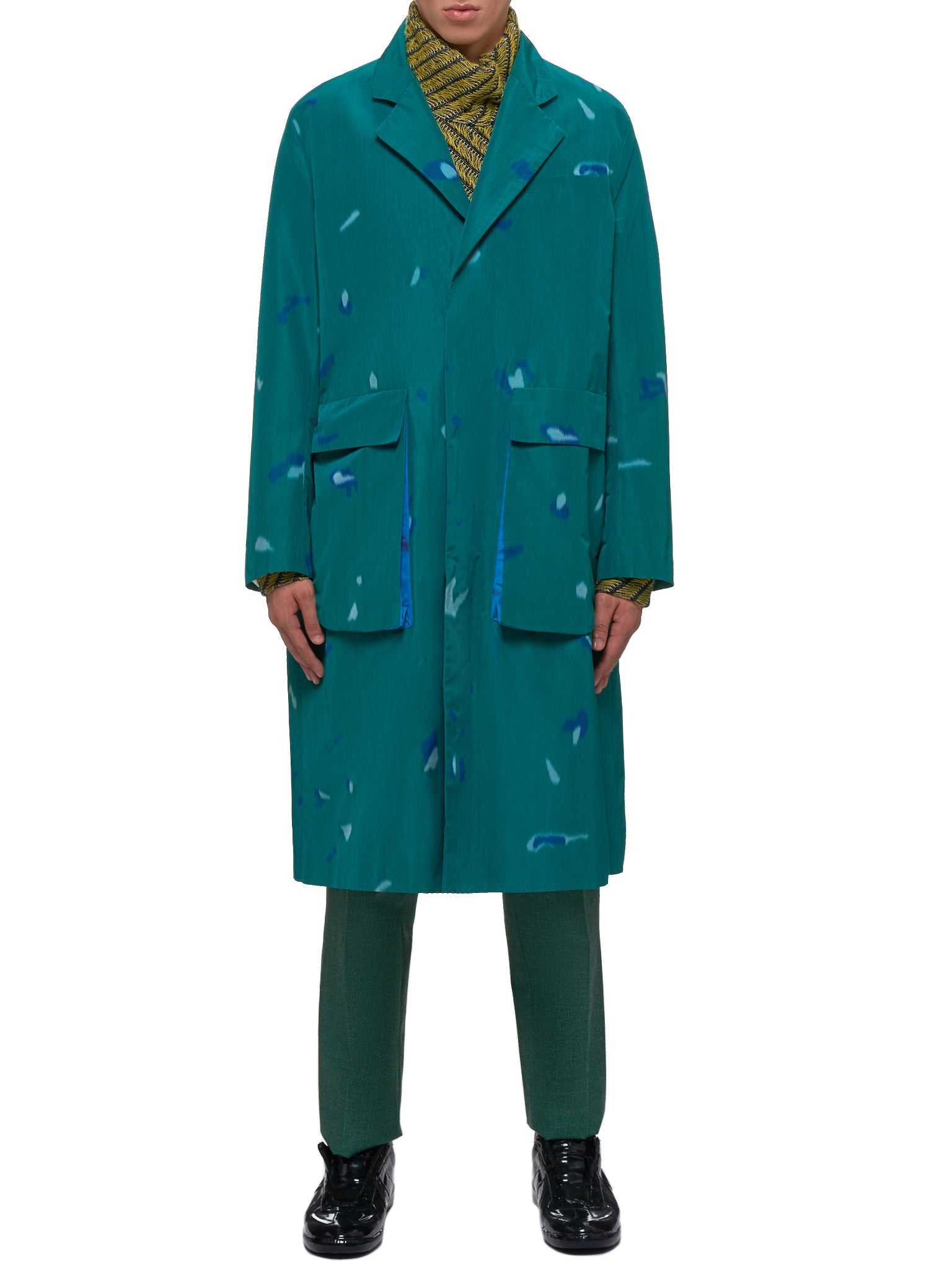 Bargey Coat (0202-B-N1500-GREEN)