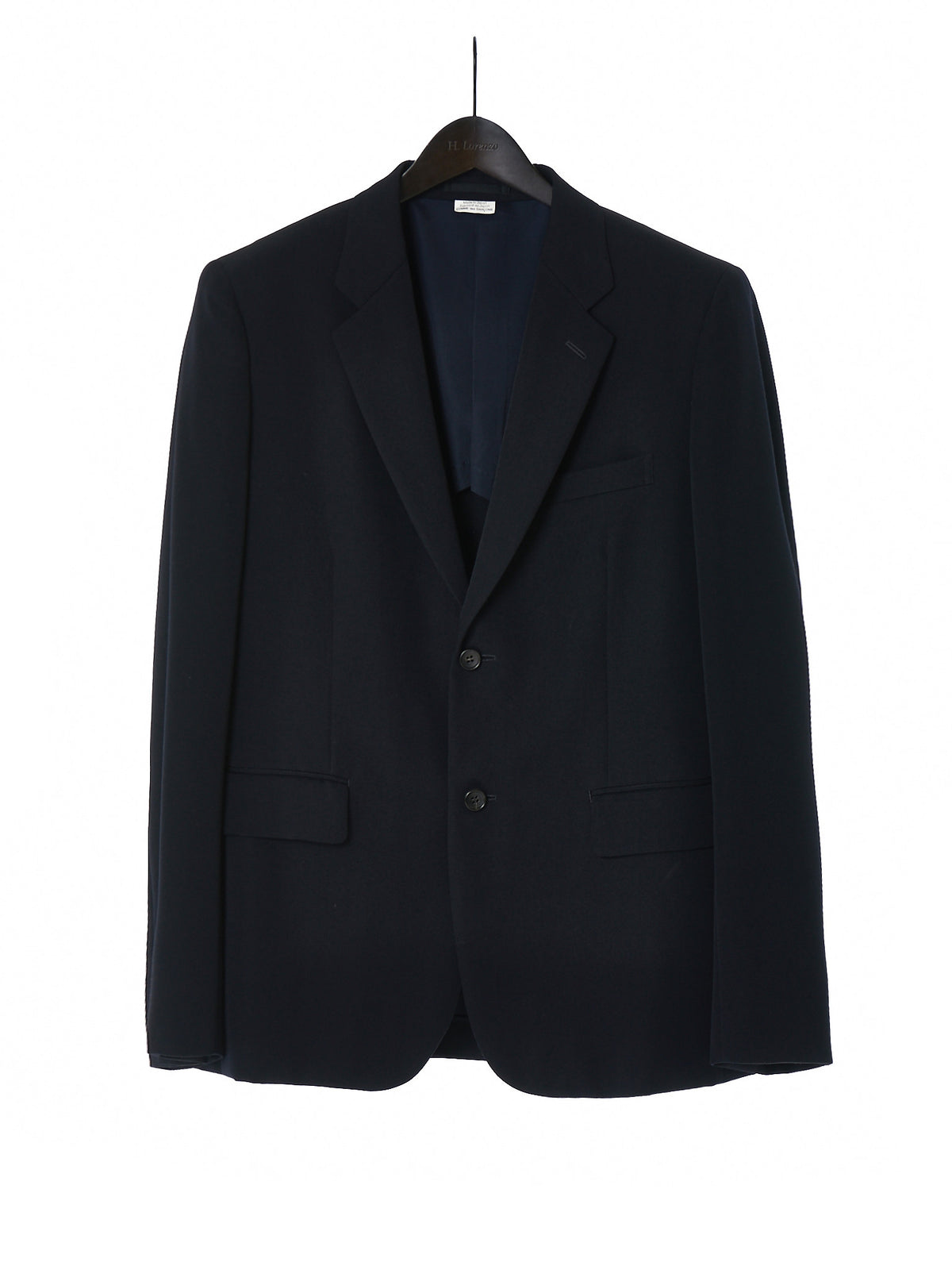 Single-Breast Vented Blazer (PZ-J001-051-2) - H. Lorenzo