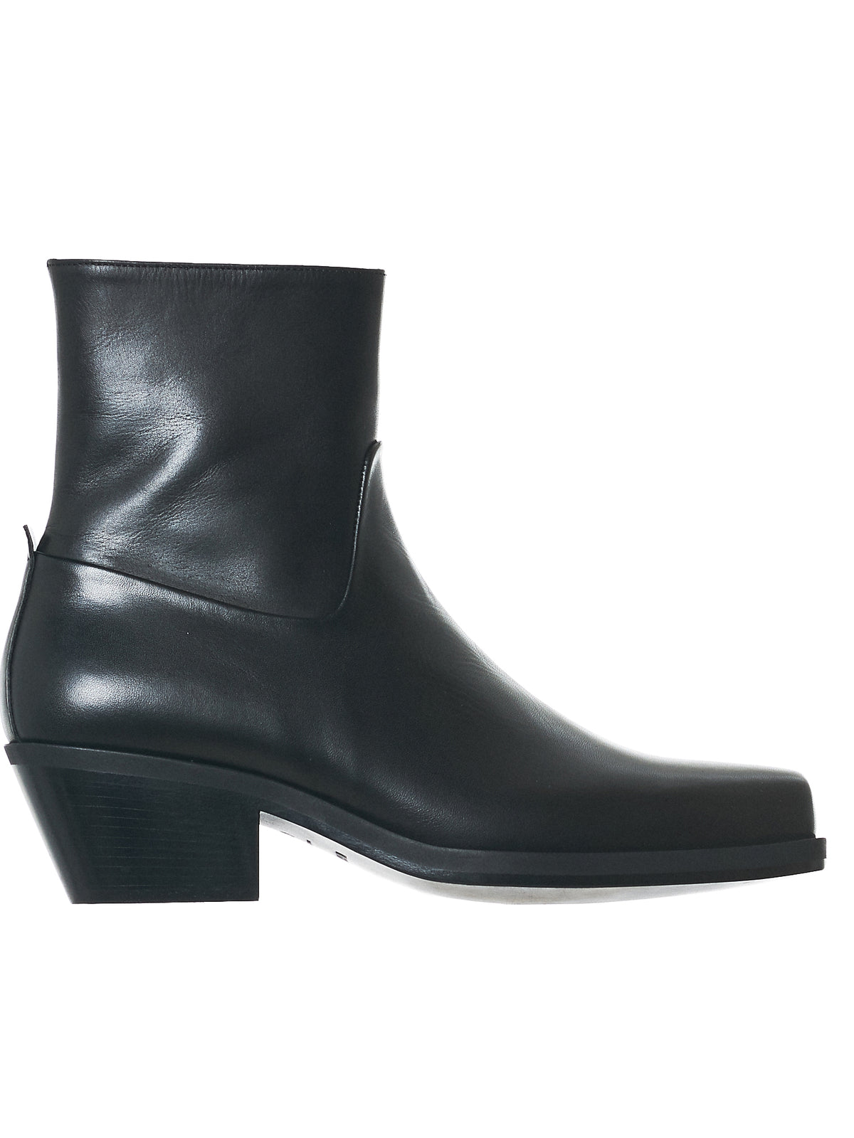 MISBHV Leather Boots - Hlorenzo Front