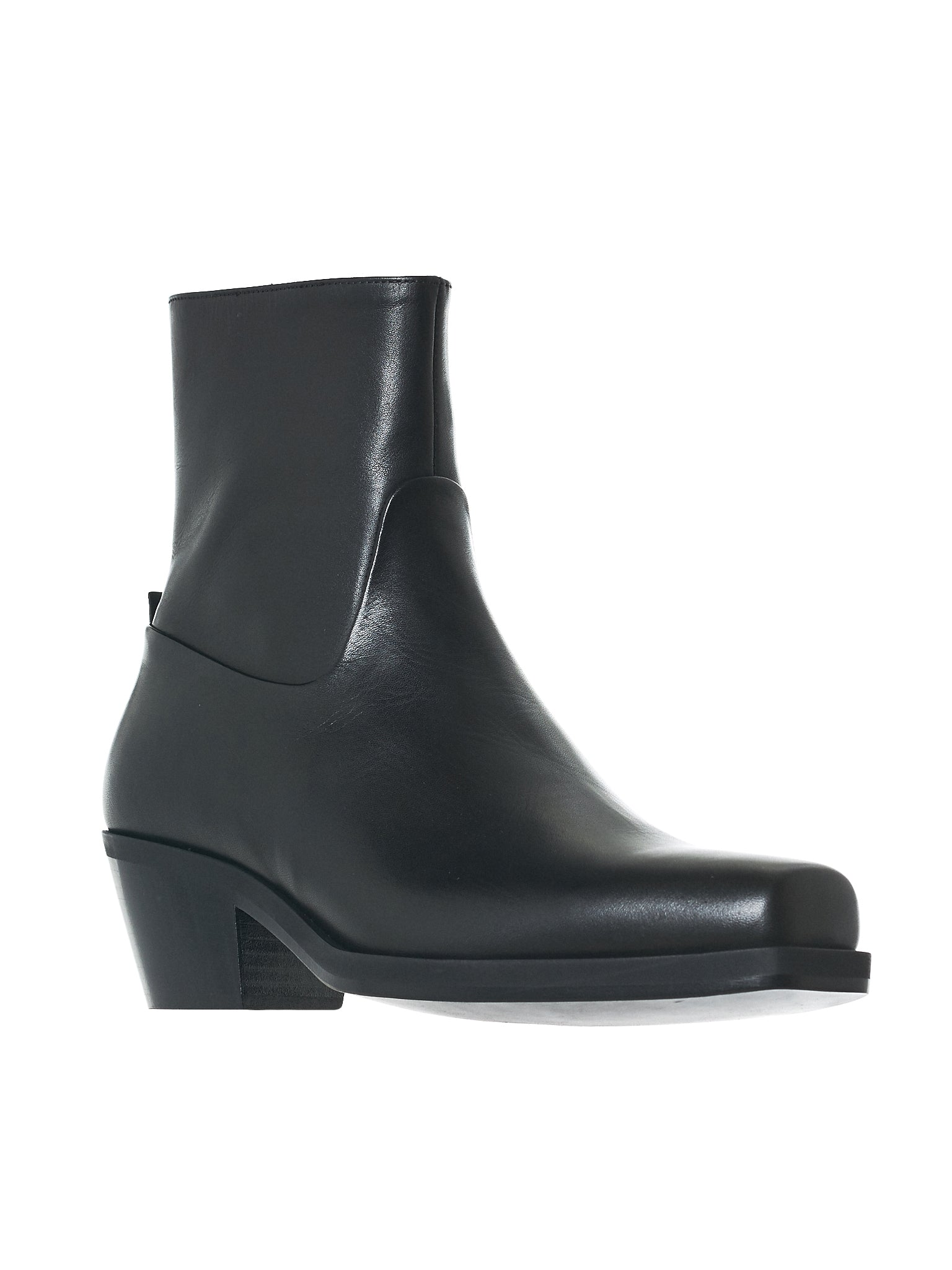 MISBHV Leather Boots - Hlorenzo Side