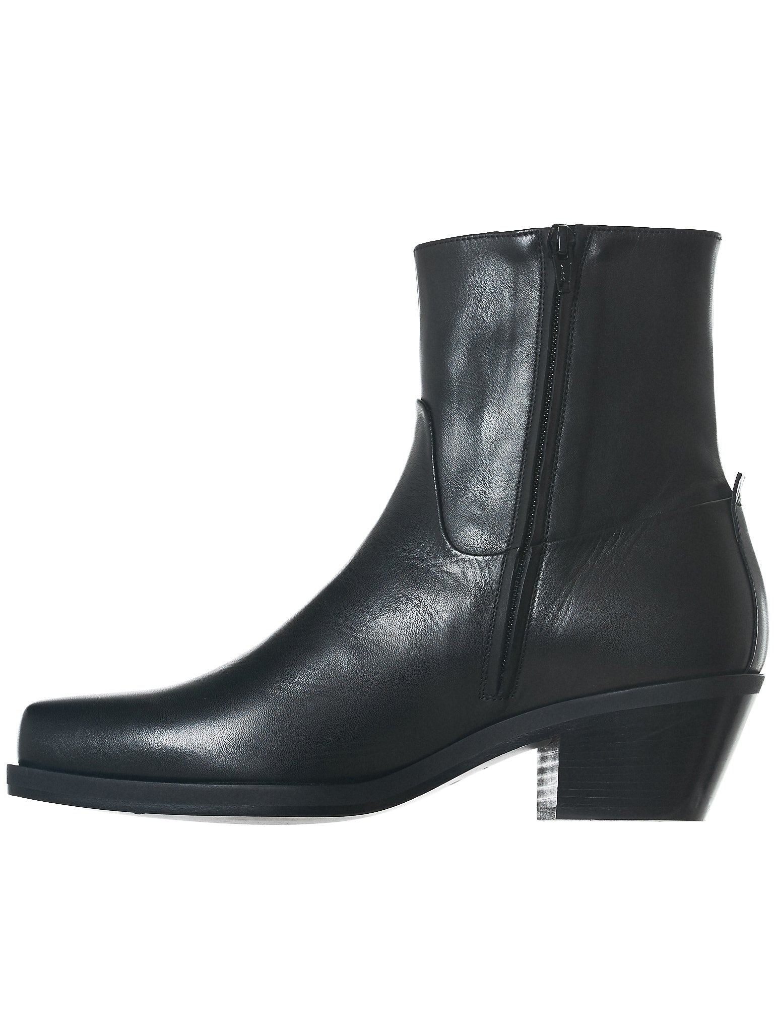 MISBHV Leather Boots - Hlorenzo Back