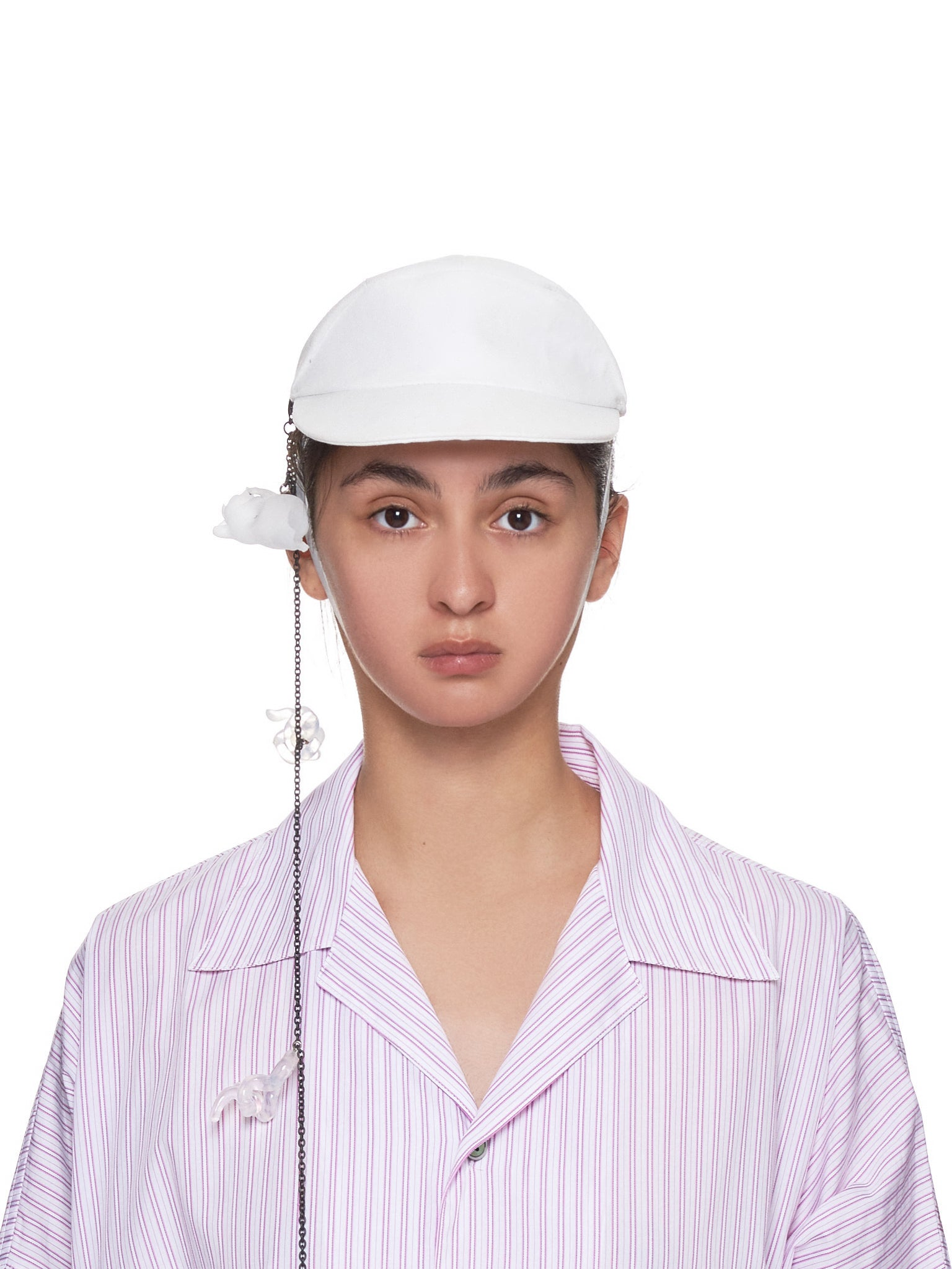 Rubber Band Cap (FV-H01-011-WHITE)