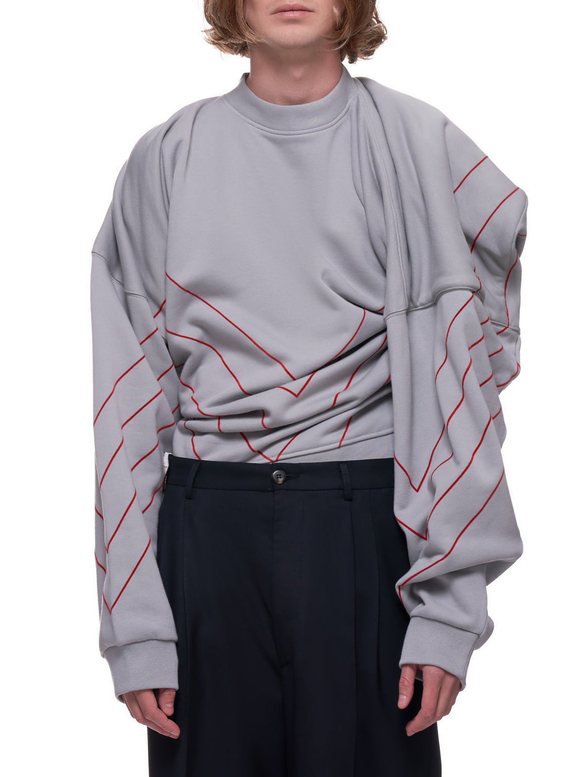 Y/Project Sweater | H.Lorenzo Front