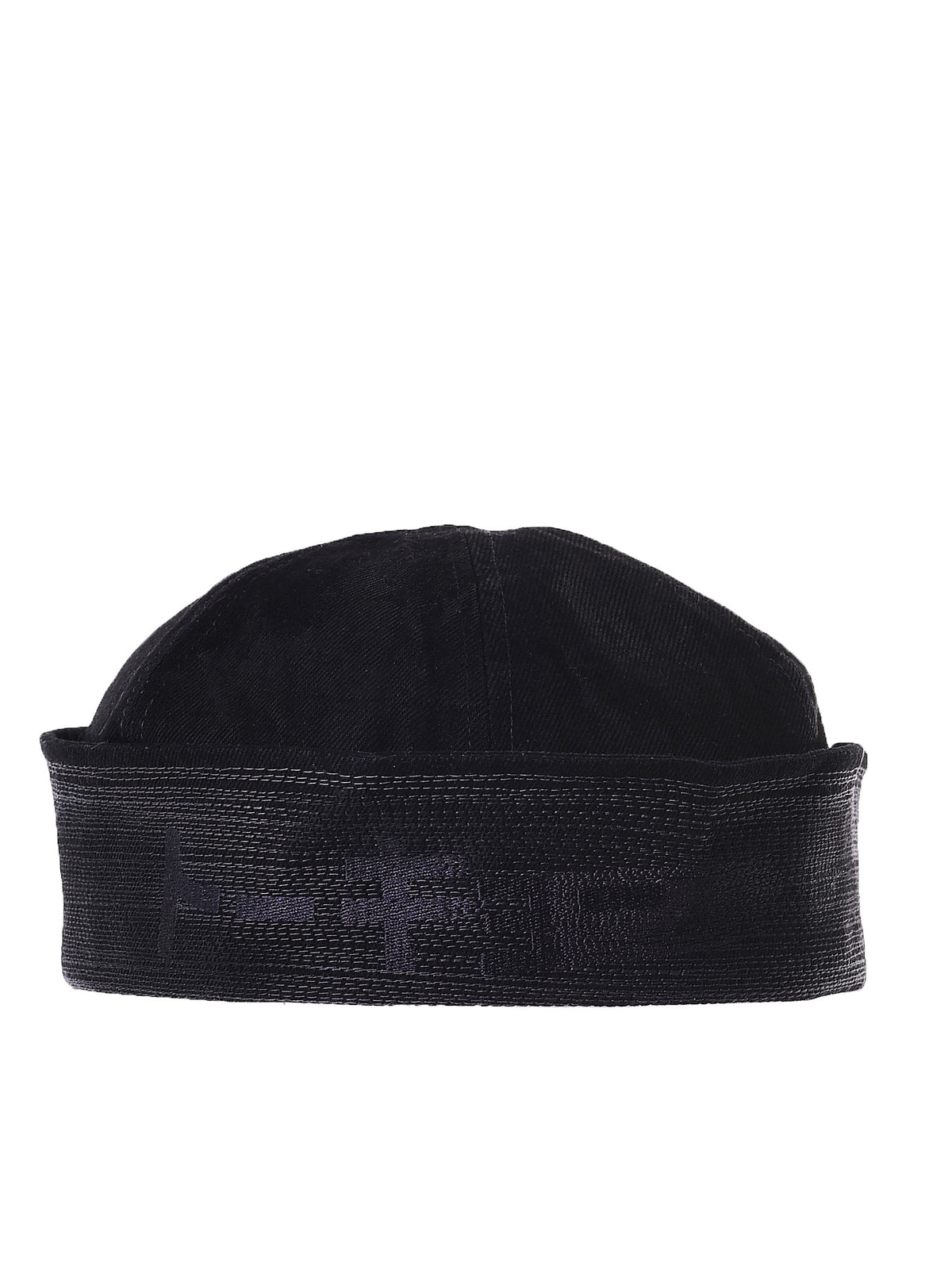 Graphic Sailor's Hat (JUN01612-BLACK)