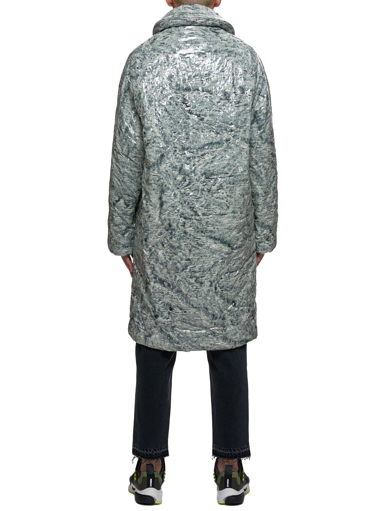 Doublet Coat - Hlorenzo Back