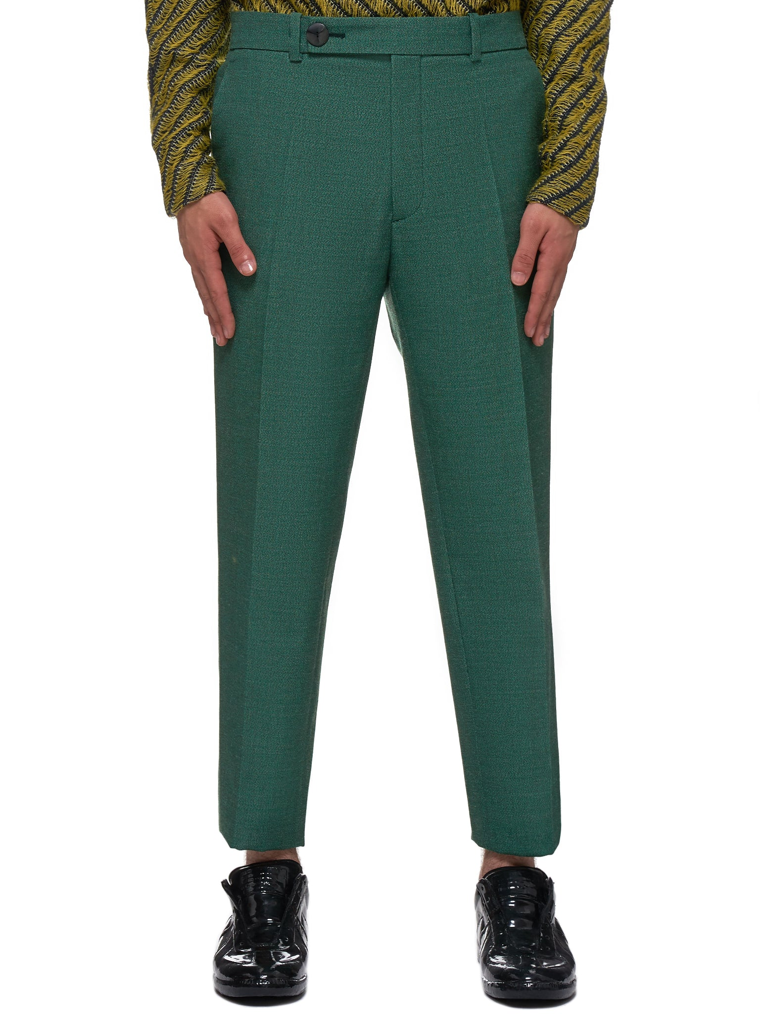 Shill Trousers (0501-N2501-GREEN)