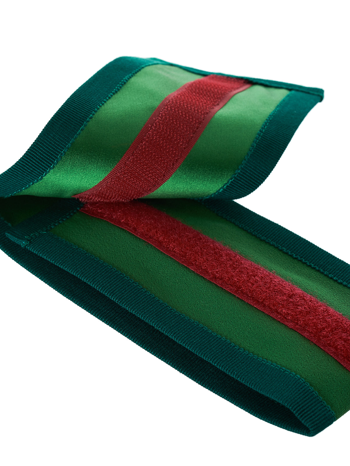 Piped Mini Scarf (0702NW18-GREEN)
