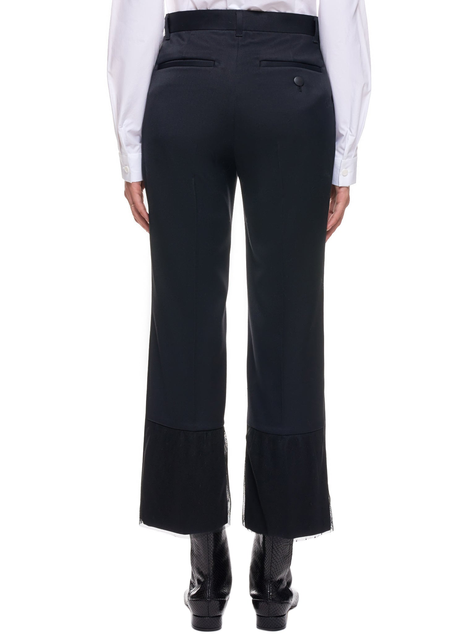 Undercover Pants | H.Lorenzo Back