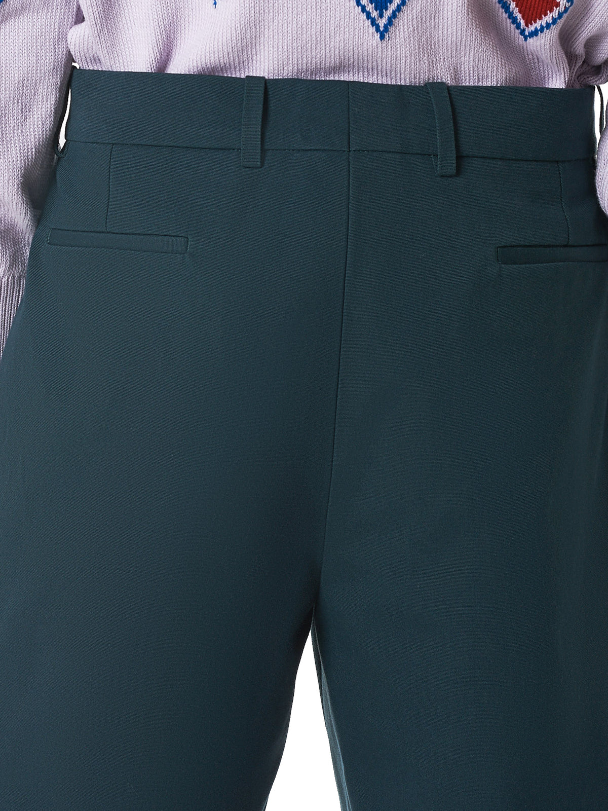 'Hesene' Shorts (0902-FOREST-GREEN)
