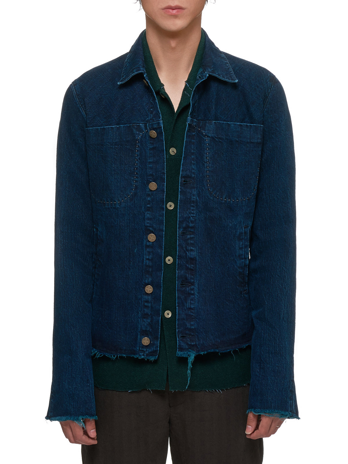 Denim Jacket (0J01-6-CDI-INDIGO)