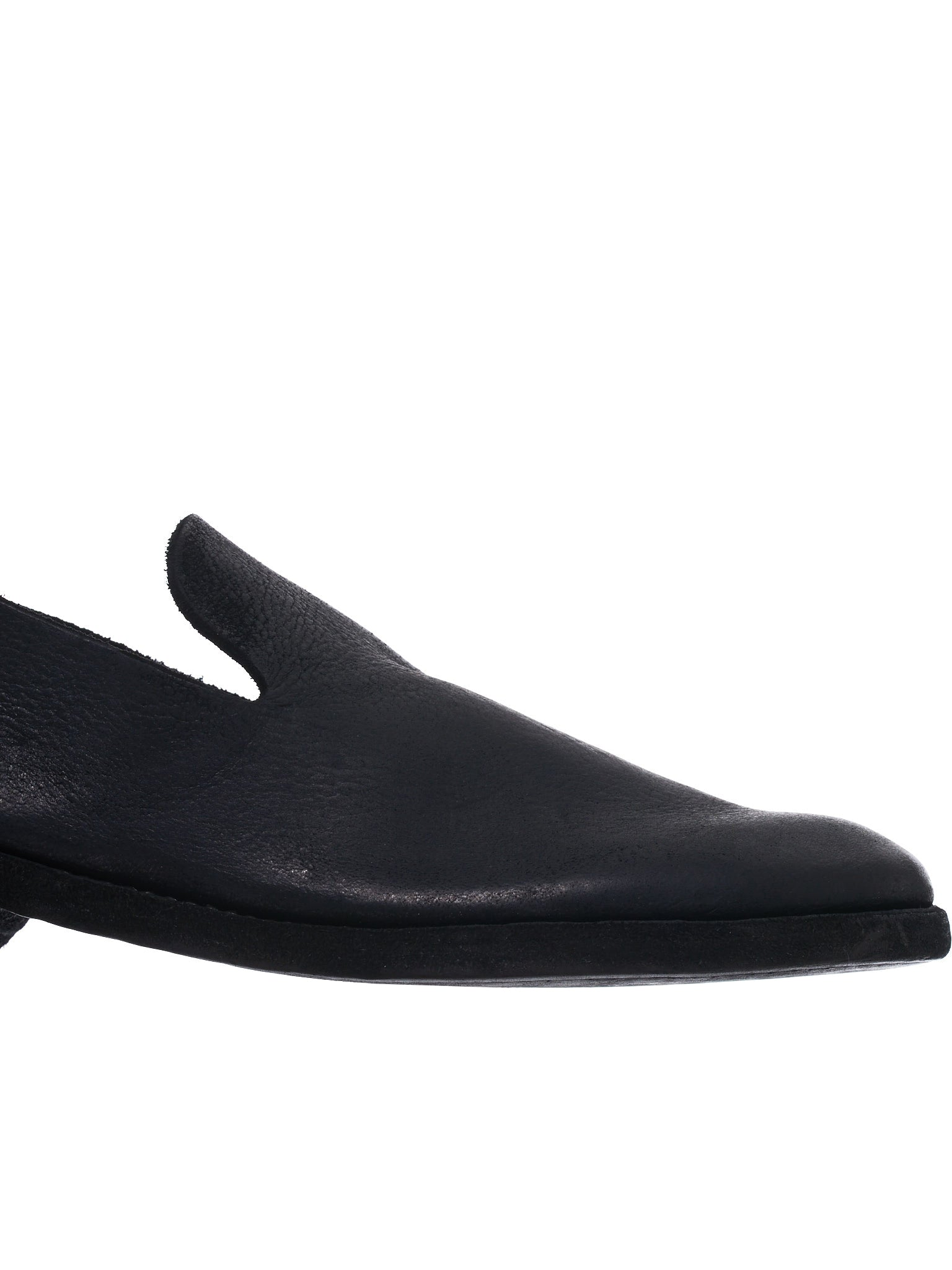 Guidi Slip-On Shoes - Hlorenzo Detail 2