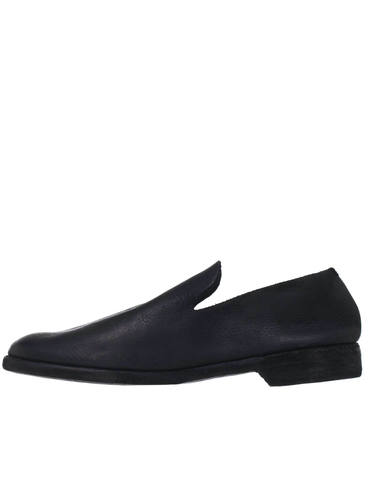 Guidi Slip-On Shoes - Hlorenzo Back