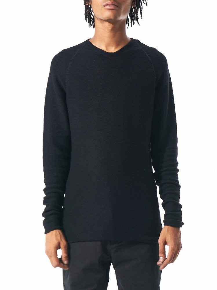 Seamless Ultra-Fine Cashmere Pullover (28YMSW124 WS35 RG 28/97) - H. Lorenzo