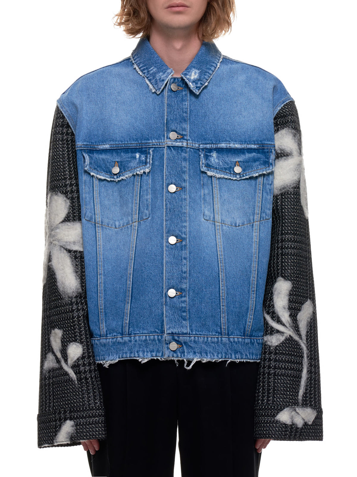 Botter Denim Jacket | H.Lorenzo Front