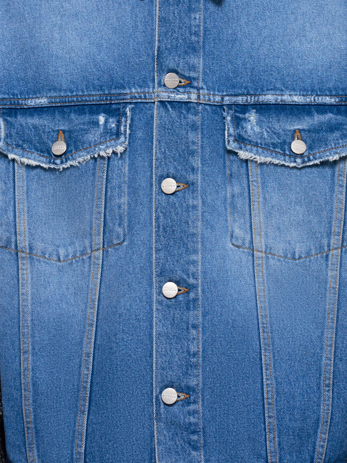 Botter Denim Jacket | H.Lorenzo Detail 2