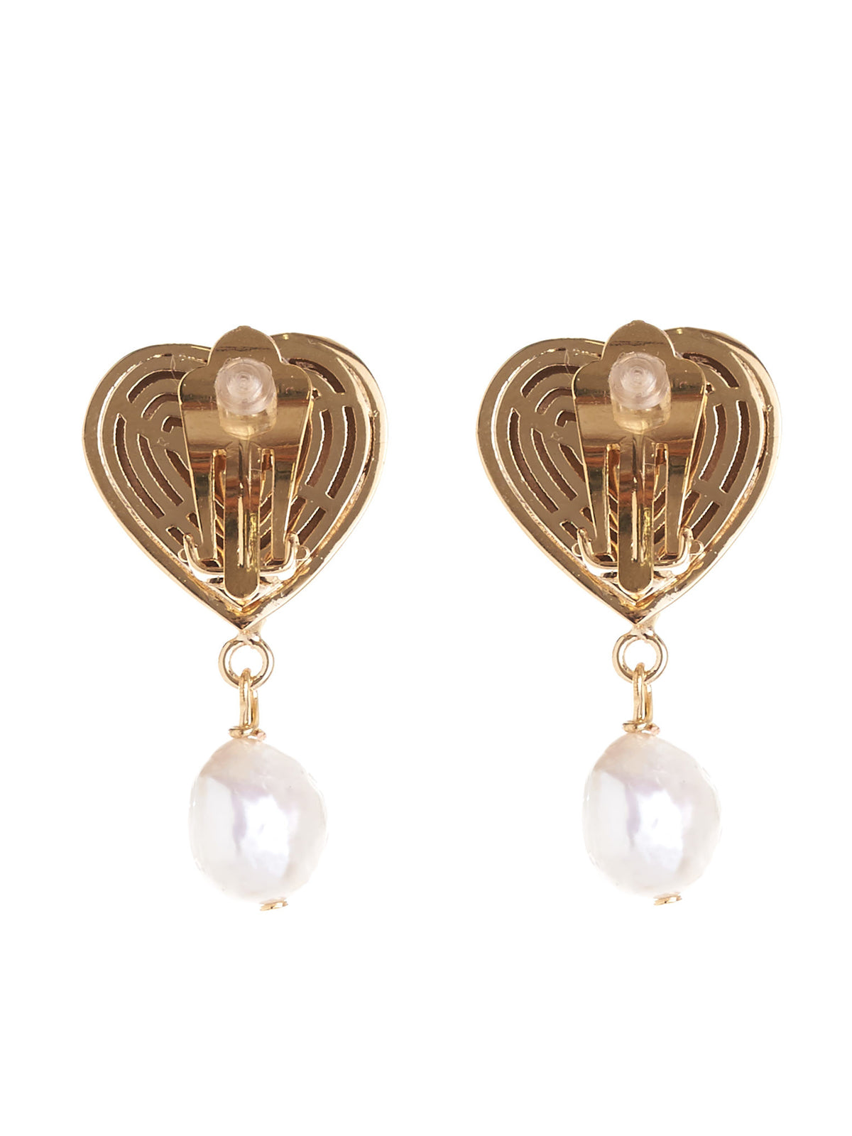 Eden Love Earrings (EDEN-LOVE-GOLD-PLATED-CRYSTALS)