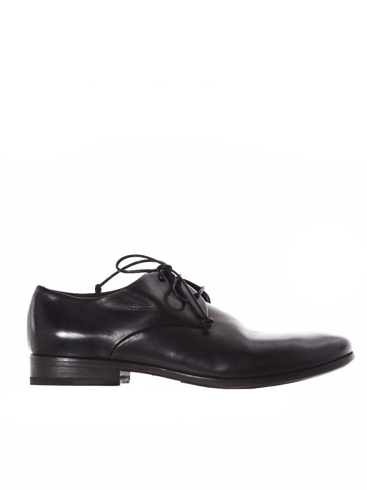 Leather Derby (MM2285 BLACK)