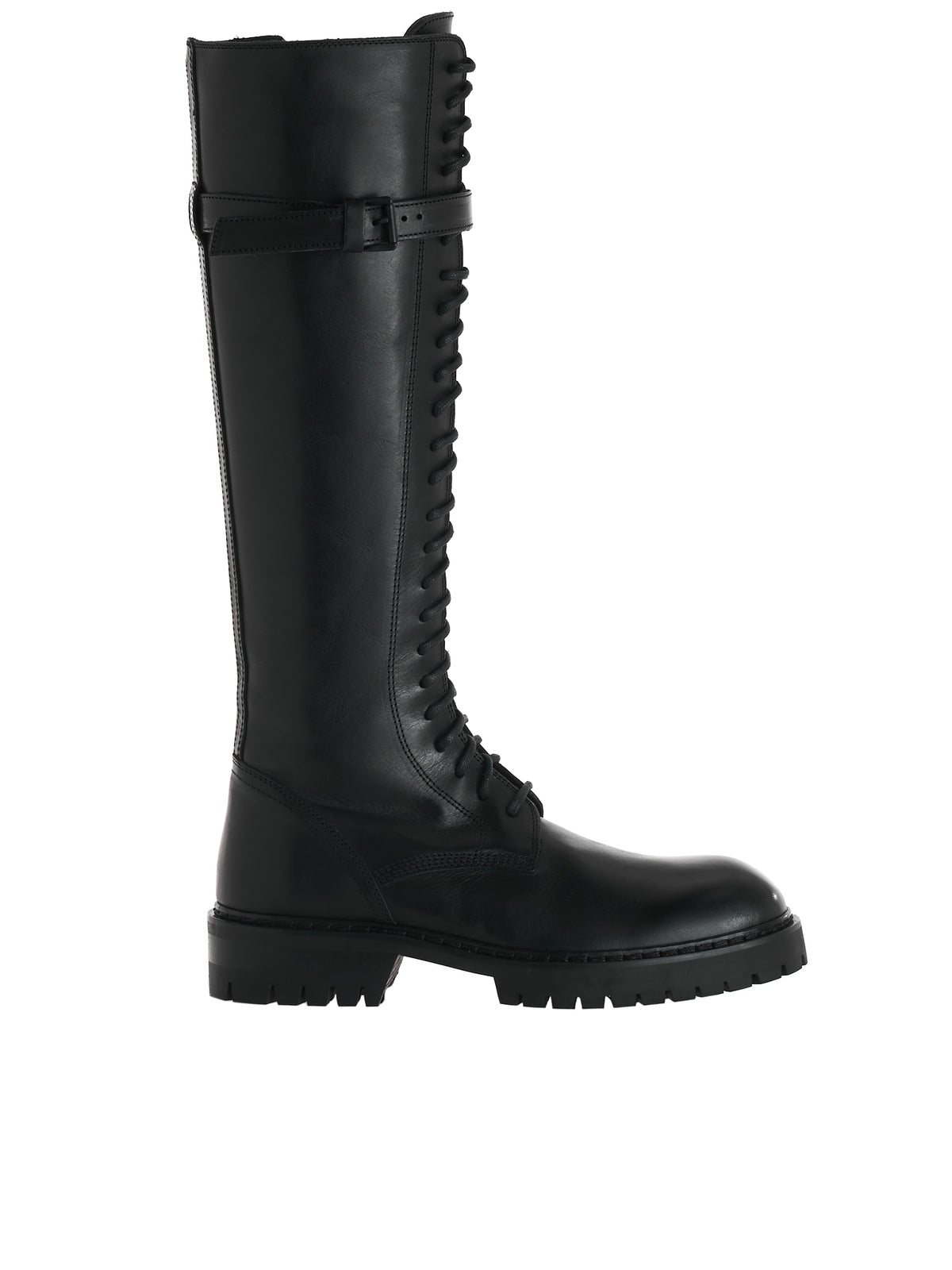 Knee High Boots (2014-2830-390-099-BLACK)