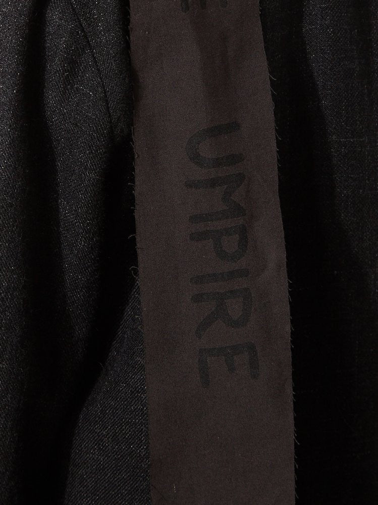 Double Breasted Overcoat (THE UMPIRE TAR) - H. Lorenzo