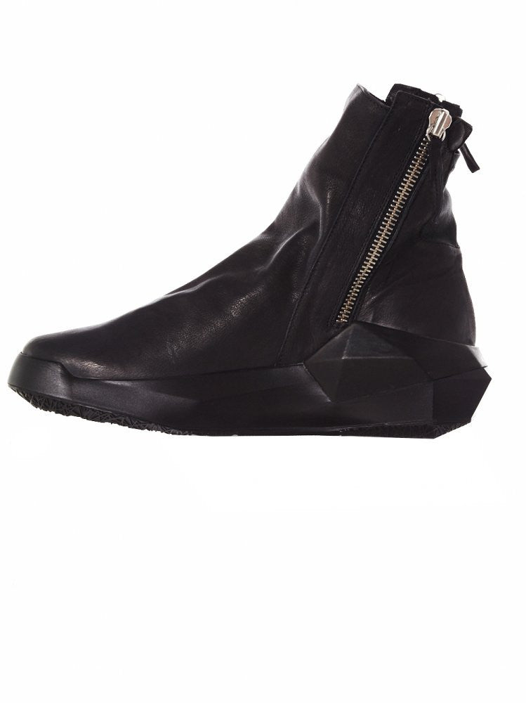 Structural High Sneaker (CA888/506N DAYMON RING BLACK) - H. Lorenzo