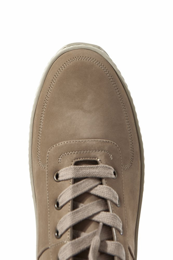 'Canapa' Suede Military Sneaker (FG-MSNU-CAN16 CANAPA) - H. Lorenzo