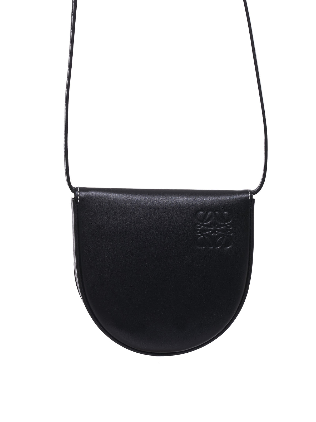 Small Heel Pouch (109-54-T14-1100-BLACK)
